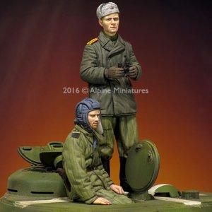 Tanquistas Rusos WWII set  (Vista 2)