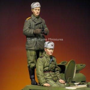 Tanquistas Rusos WWII set  (Vista 3)