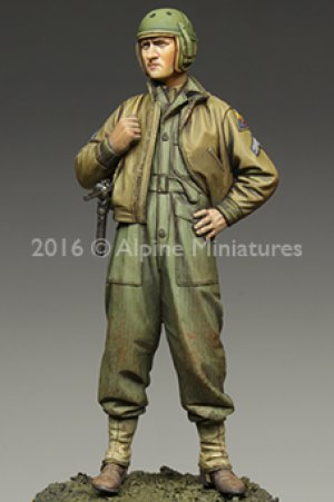US 3rd Armored Division Corporal  (Vista 1)