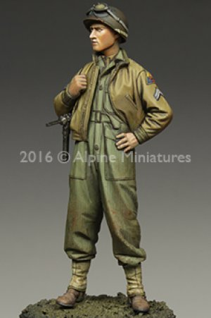 US 3rd Armored Division Corporal  (Vista 3)