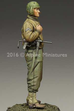 US 3rd Armored Division Corporal  (Vista 4)