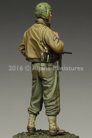 US 3rd Armored Division Corporal  (Vista 5)