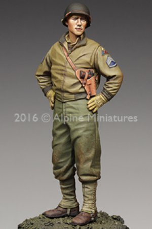 US 3rd Armored Division Staff Sergeant  (Vista 2)