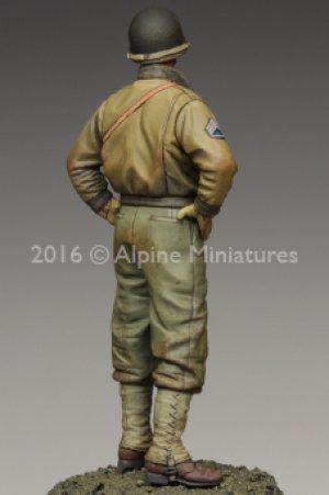 US 3rd Armored Division Staff Sergeant  (Vista 4)