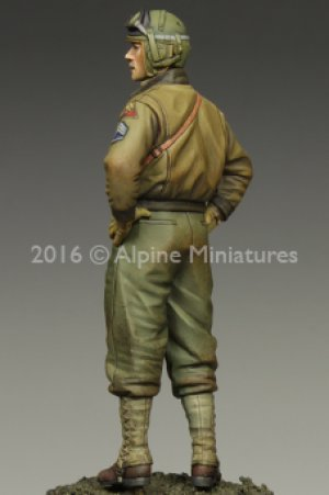 US 3rd Armored Division Staff Sergeant  (Vista 5)