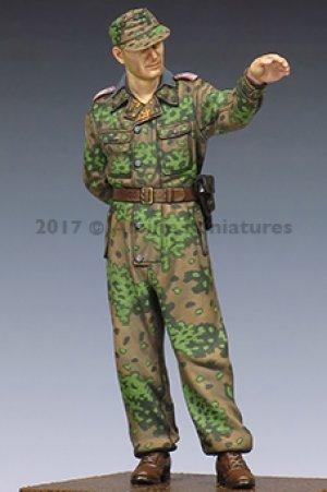 S Panzer Officer at Kursk #2  (Vista 1)