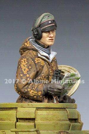 WSS Panzer Commander Winter  (Vista 3)