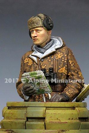 WSS Panzer Commander Winter  (Vista 4)