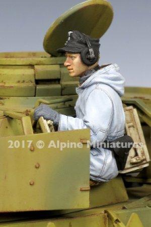 WSS Panzer Gunner Winter  (Vista 3)