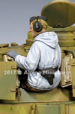 WSS Panzer Gunner Winter  (Vista 4)