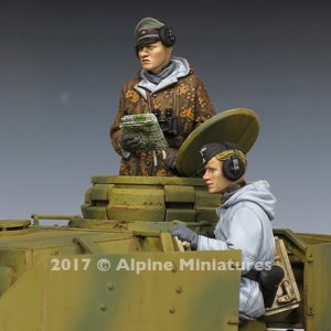 WSS Panzer Crew Winter Set