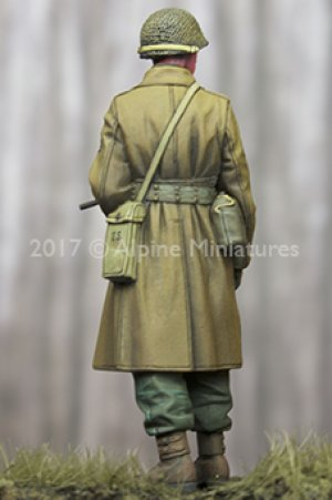 US Infantry NCO Winter