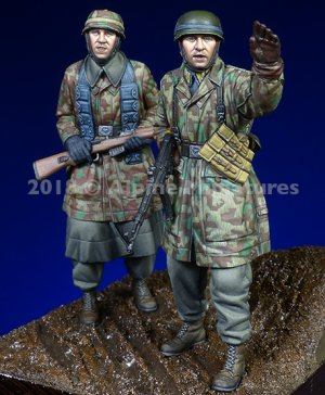 Fallschirmjaeger, Ardennes Set  (Vista 1)