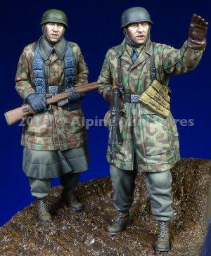 Fallschirmjaeger, Ardennes Set  (Vista 2)