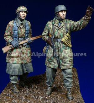 Fallschirmjaeger, Ardennes Set  (Vista 3)