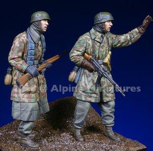 Fallschirmjaeger, Ardennes Set  (Vista 4)