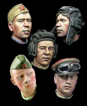 Cabezas Rusas 2  (Vista 1)