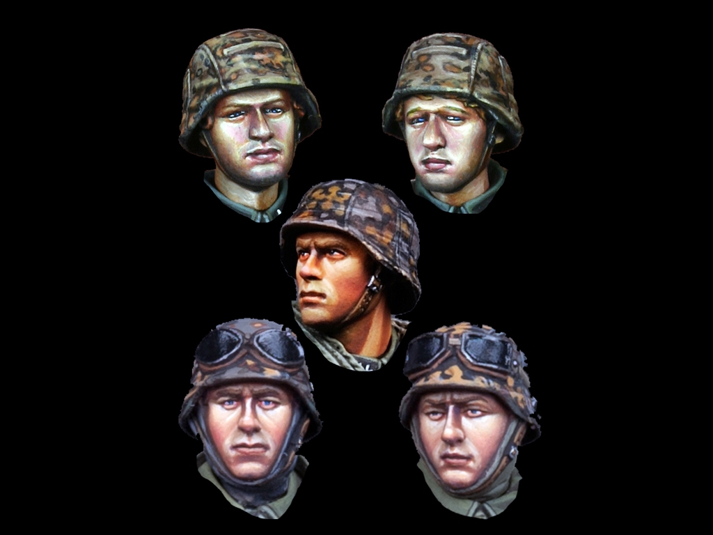 WSS Infantry Head Set  (Vista 1)
