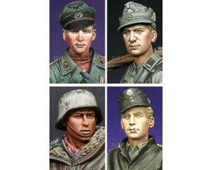 Cabezas alemanas # 2  (Vista 1)