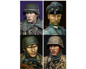 German Heads Set # 4  (Vista 1)