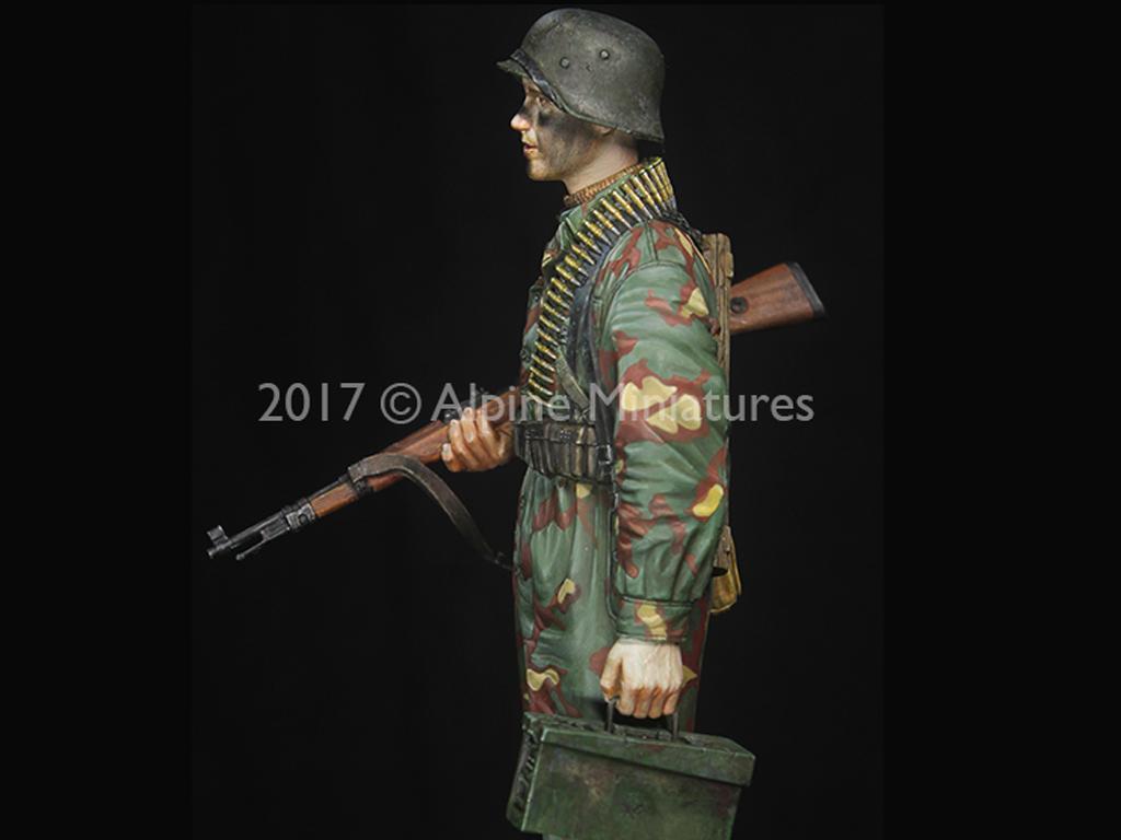 Ammo Carrier 12 SS Panzer Division  (Vista 7)