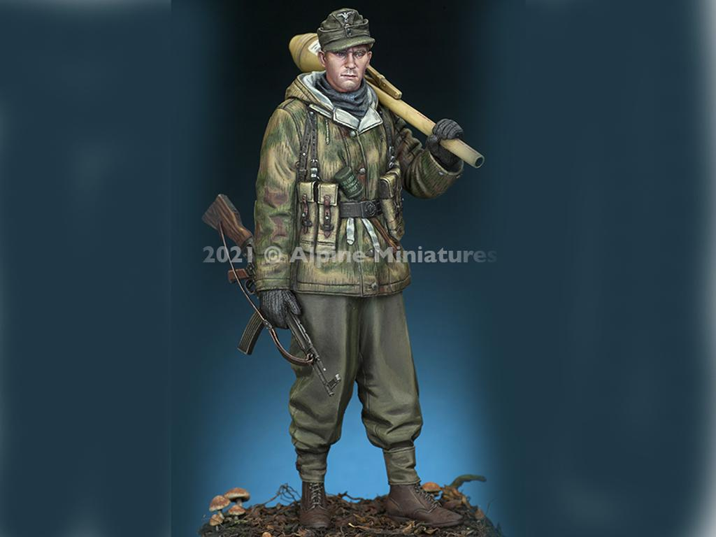 Jaeger Division Iron Cross Division (Vista 1)