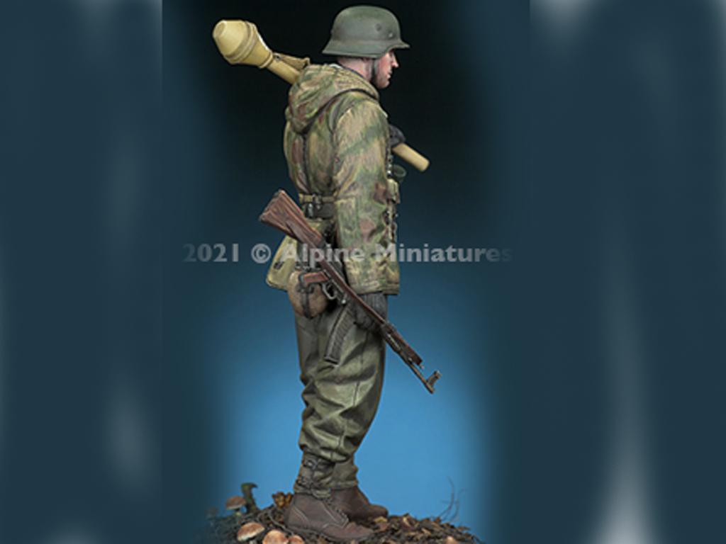 Jaeger Division Iron Cross Division (Vista 2)