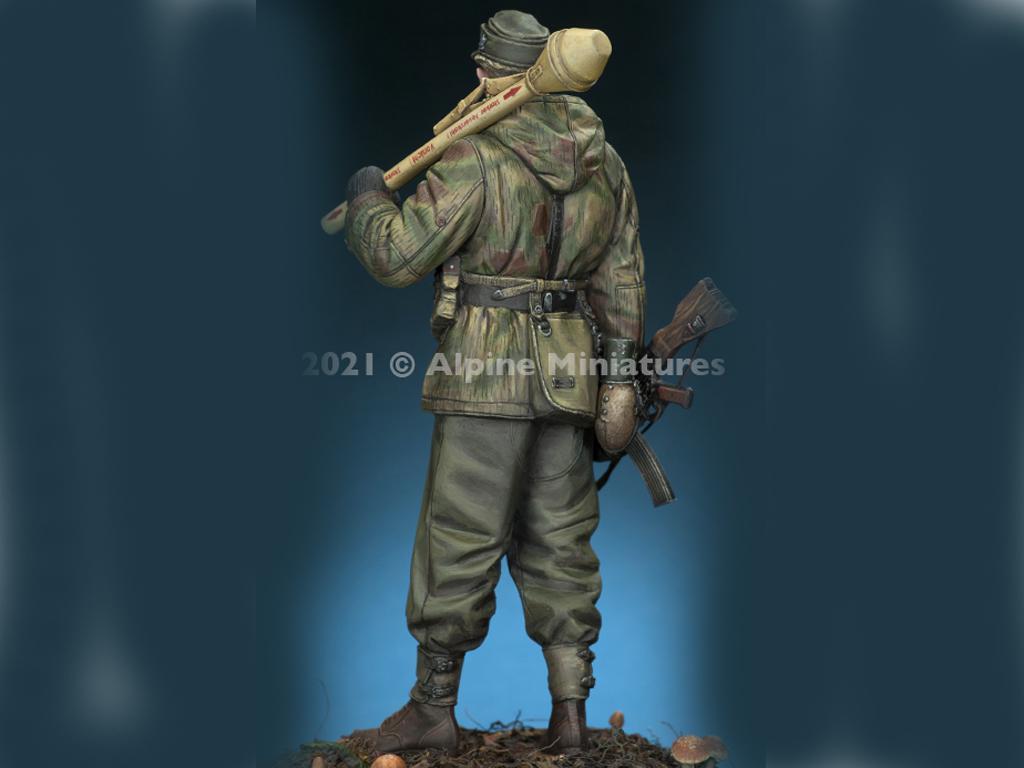 Jaeger Division Iron Cross Division (Vista 4)