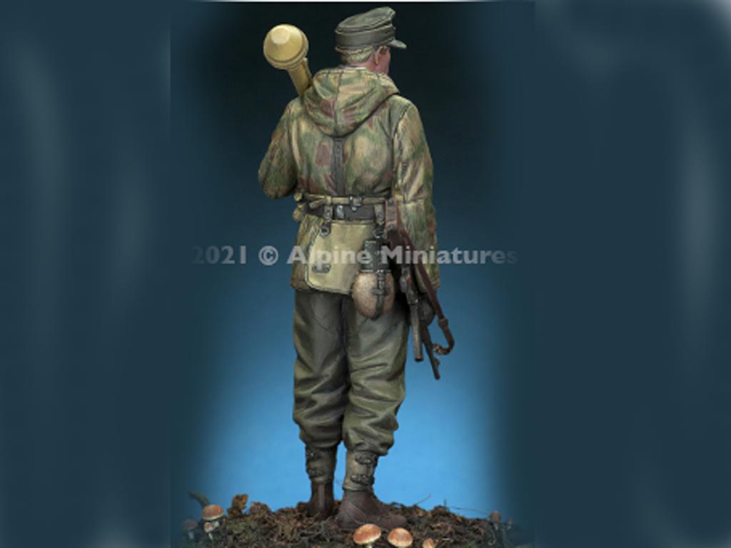 Jaeger Division Iron Cross Division (Vista 7)