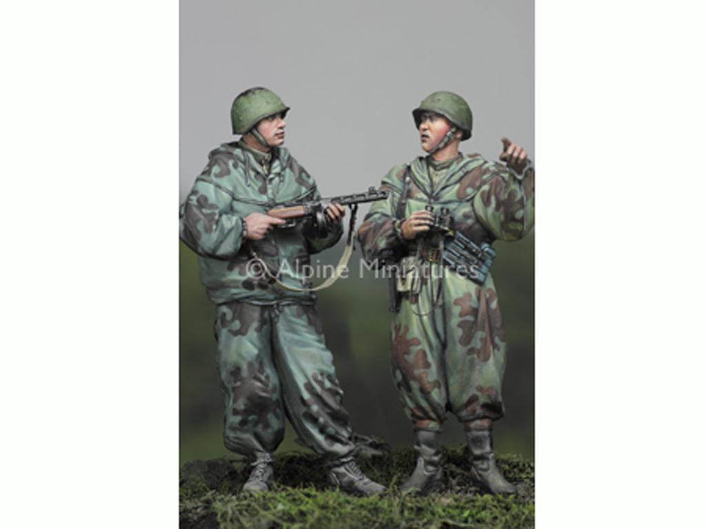 Exploradores Rusos (Vista 4)