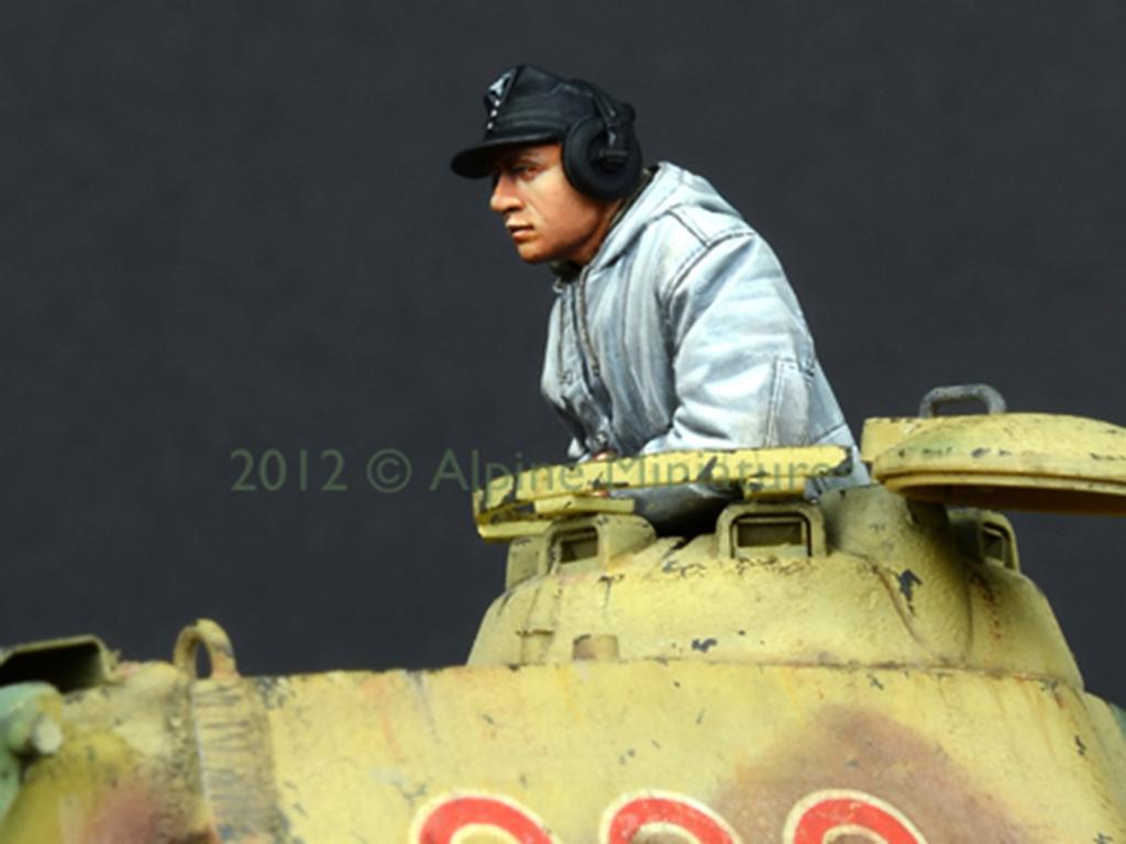 Comandante Aleman Panther 2 (Vista 5)
