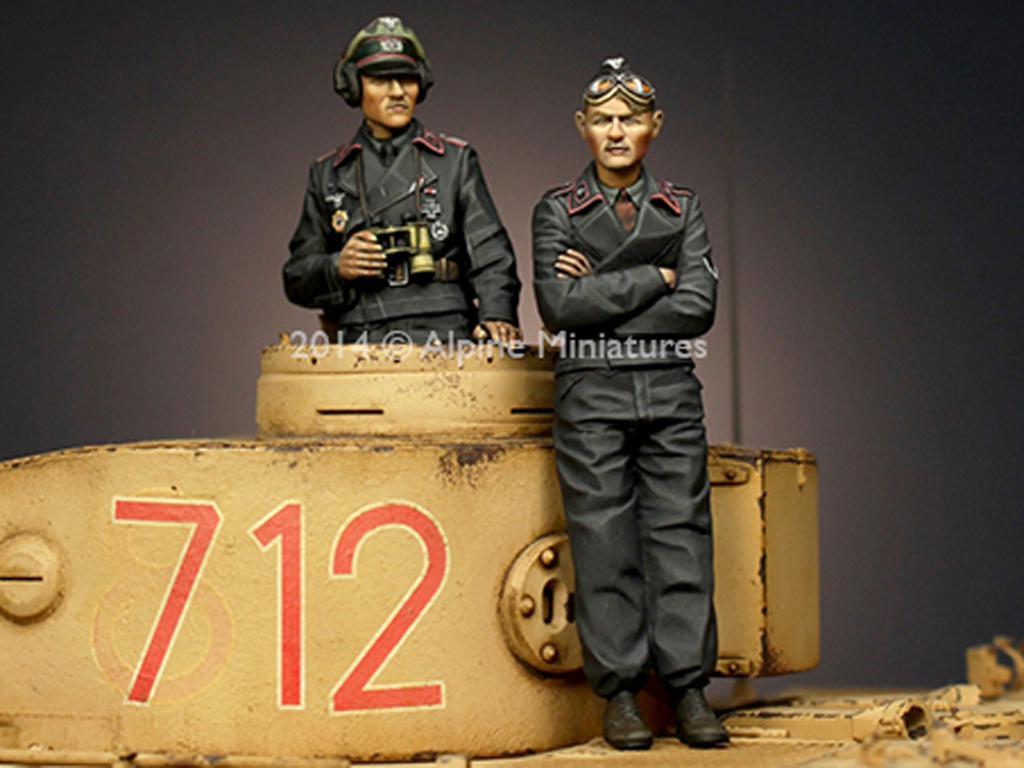 Comandantes Panzer (Vista 2)