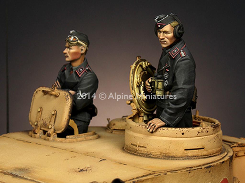 Comandantes Panzer (Vista 3)