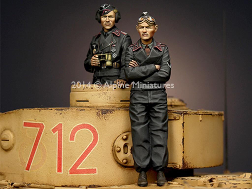 Comandantes Panzer (Vista 4)