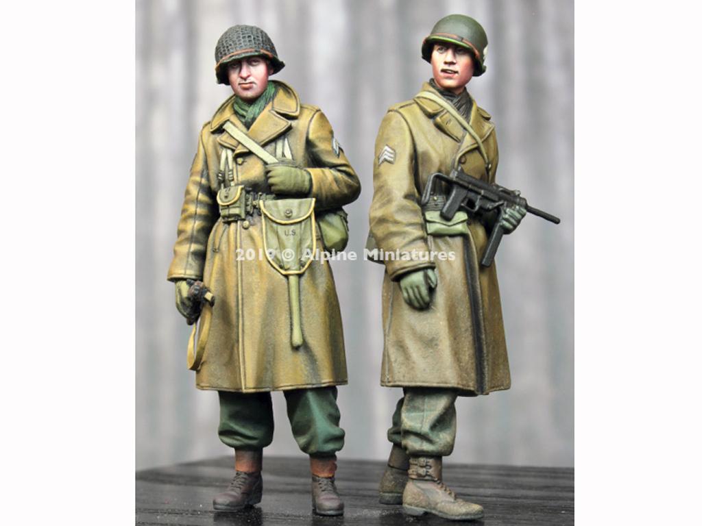 Set Infanteria US Invierno (Vista 1)
