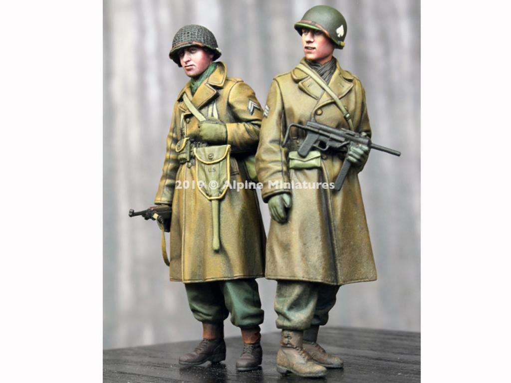 Set Infanteria US Invierno (Vista 3)