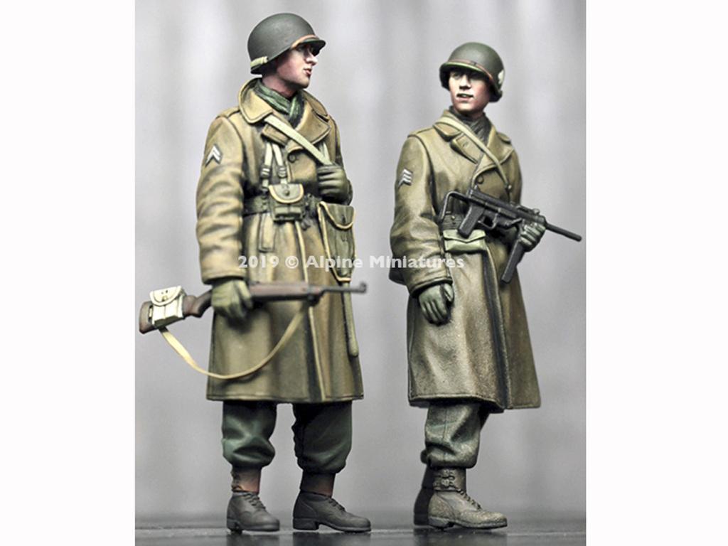 Set Infanteria US Invierno (Vista 5)