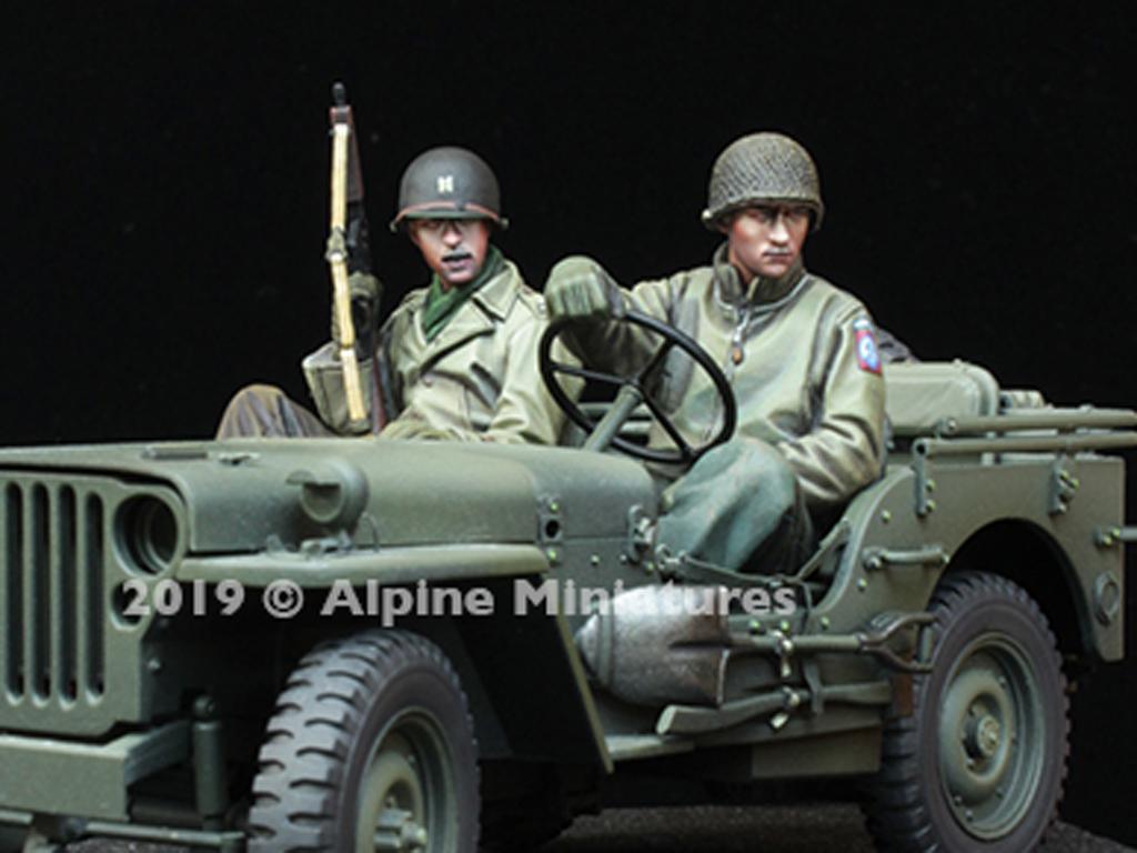 US Jeep Crew Set (Vista 1)