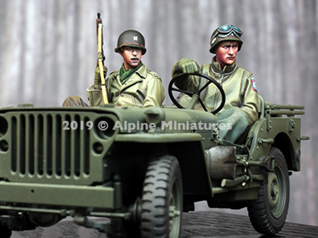 US Jeep Crew Set (Vista 3)