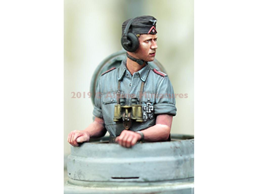 Set Comandante Aleman Panzer verano (Vista 1)