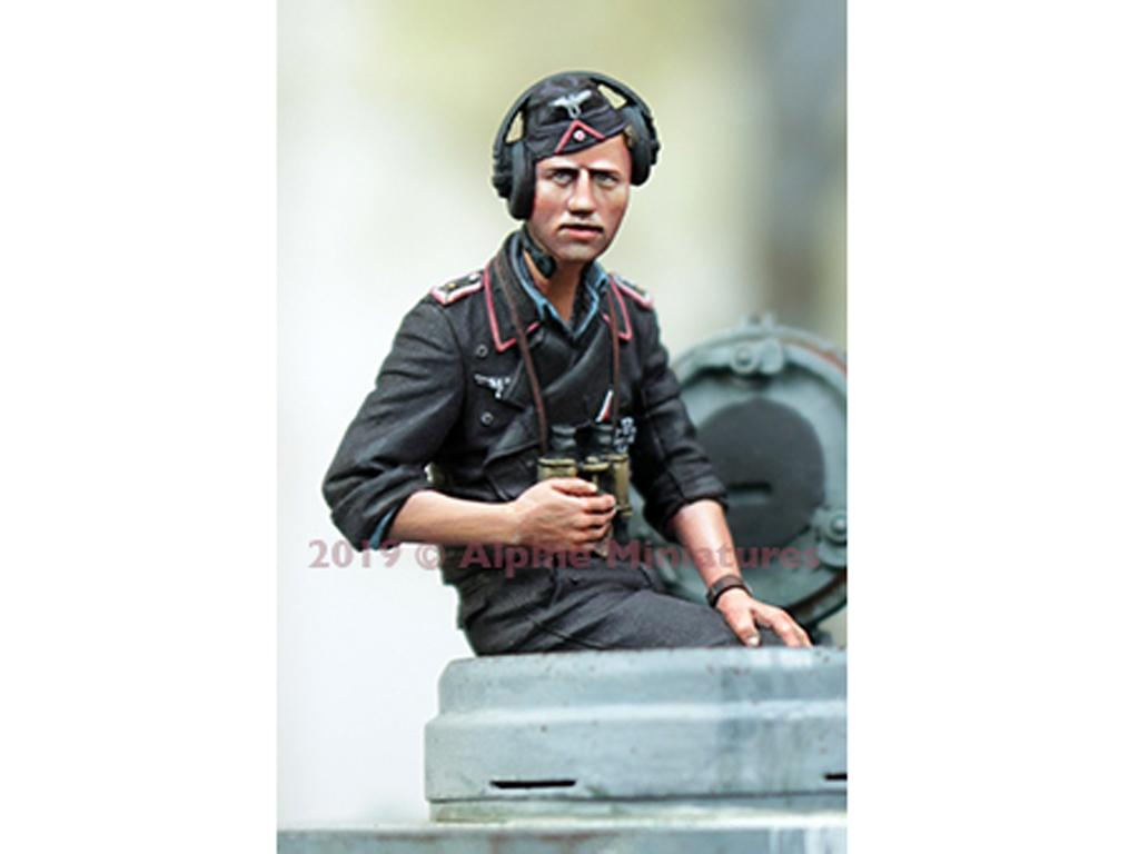 Set Comandante Aleman Panzer verano (Vista 4)