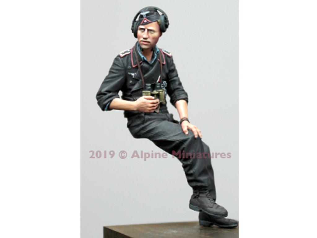 Set Comandante Aleman Panzer verano (Vista 7)