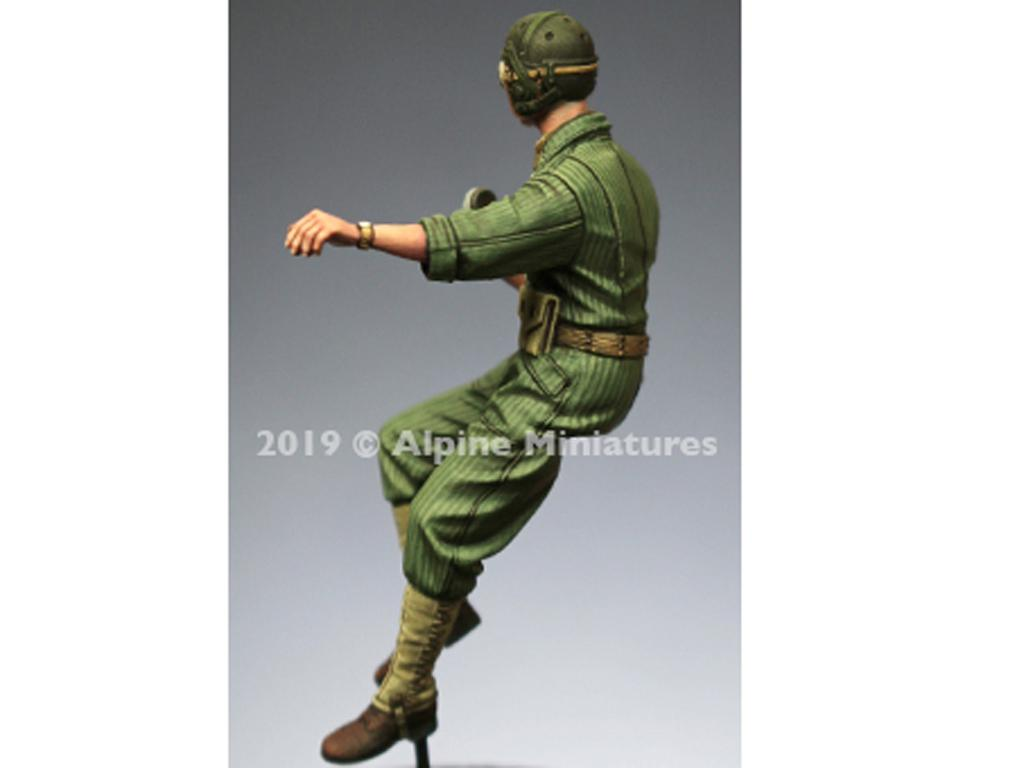 US Tank Commander Summer Set (Vista 6)