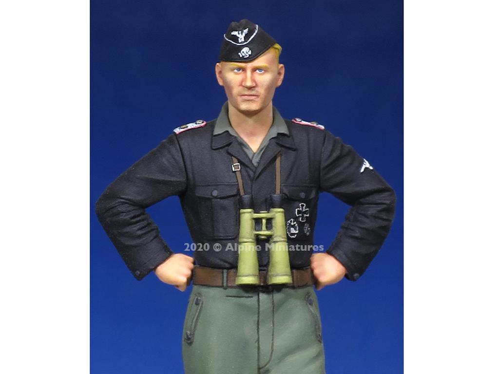 WSS Panzer Officer (Vista 1)
