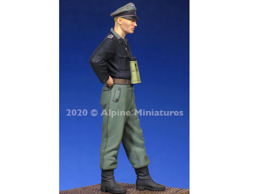 WSS Panzer Officer (Vista 2)