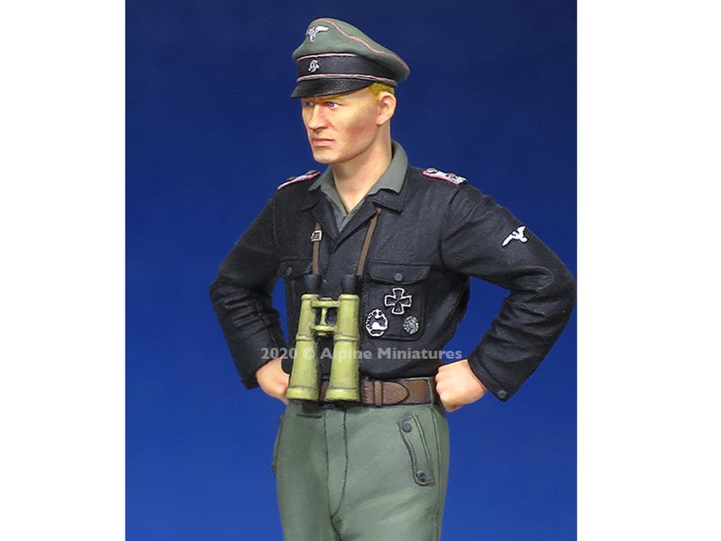 WSS Panzer Officer (Vista 3)