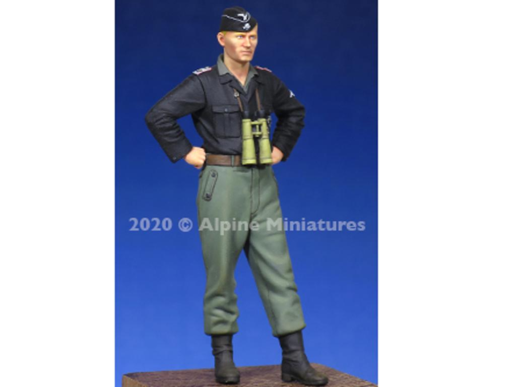 WSS Panzer Officer (Vista 4)