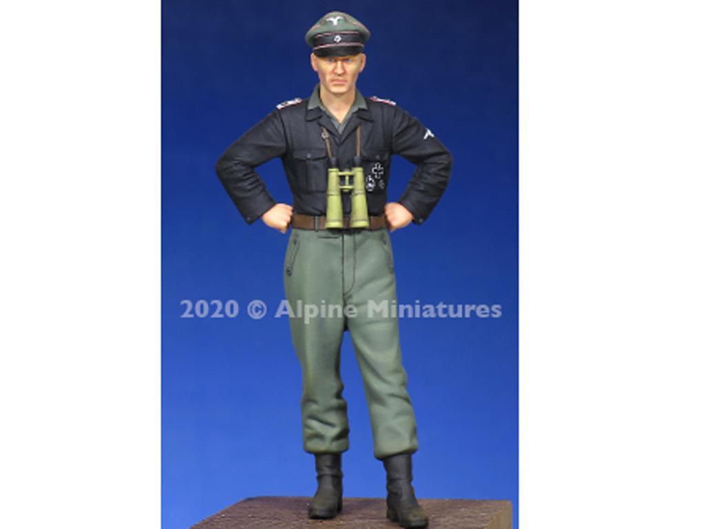 WSS Panzer Officer (Vista 5)