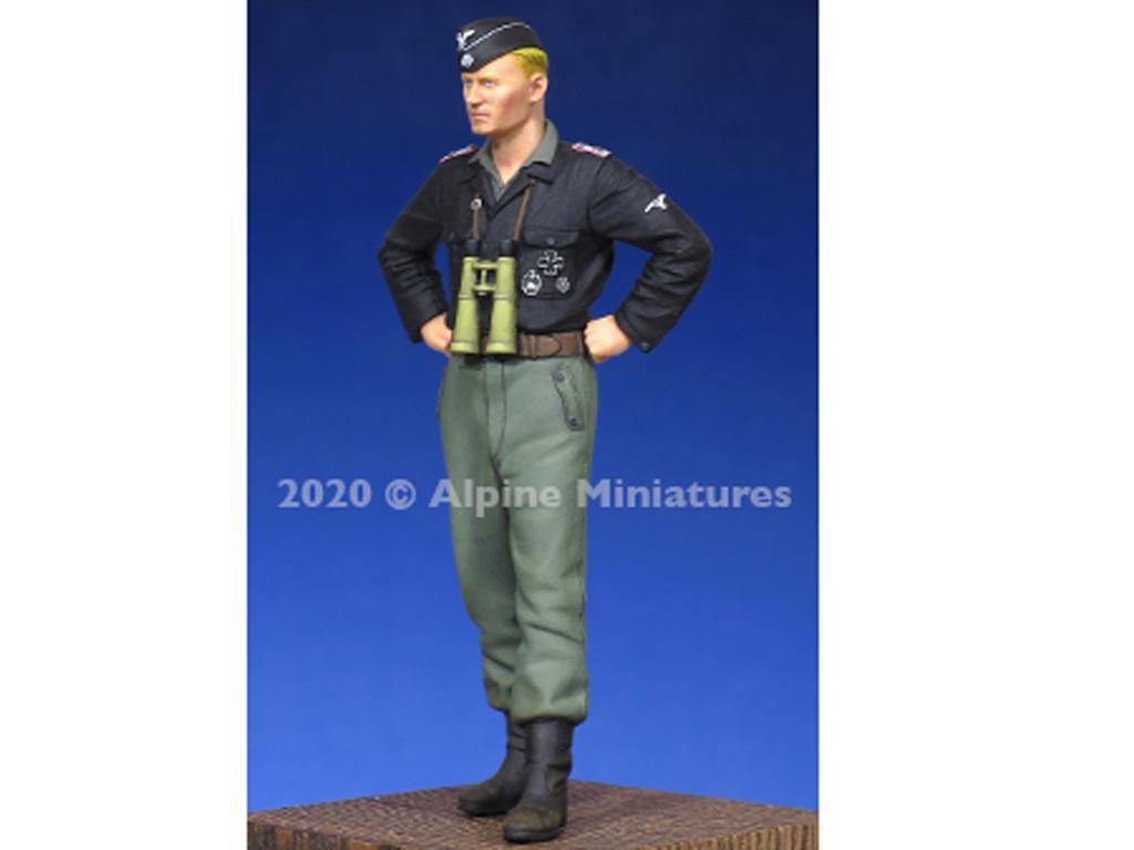 WSS Panzer Officer (Vista 6)