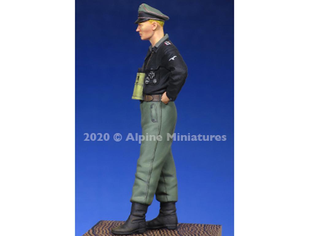 WSS Panzer Officer (Vista 7)